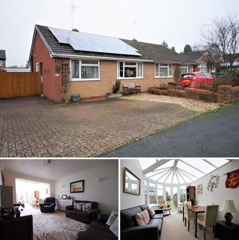 2 bedroom semi-detached bungalow for sale - Derwent Drive, Cheadle