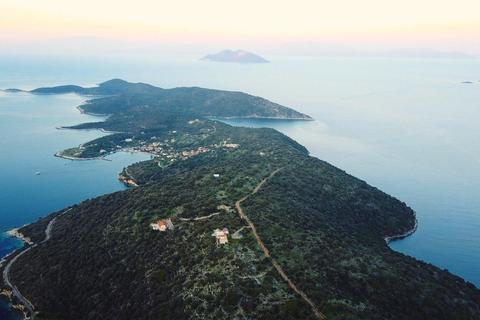 Land - Nisida Kastos, Lefkada, Greece