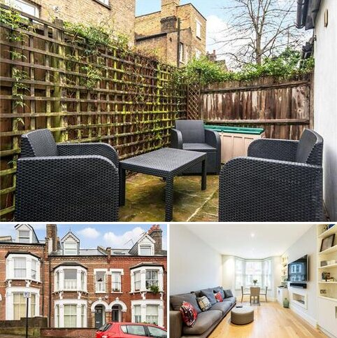 1 bedroom flat to rent - Dynham Road, West Hampstead, NW6