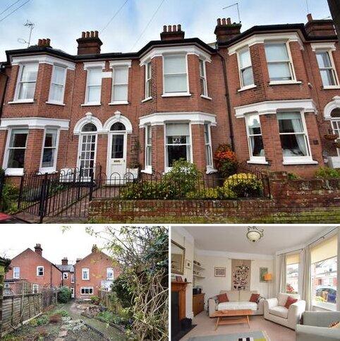3 bedroom terraced house for sale - Broom Hill Road, Ipswich Ip1 4EH