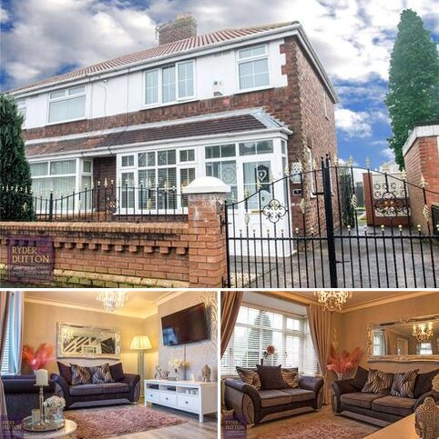 3 bedroom semi-detached house for sale - Hazeldene Road, New Moston, Manchester, Greater Manchester, M40