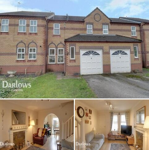 3 bedroom terraced house for sale - Faber Way, Cardiff