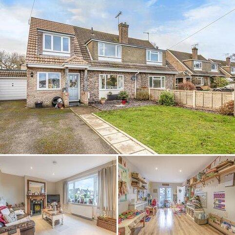 5 bedroom semi-detached house for sale - Barley Close, Warminster