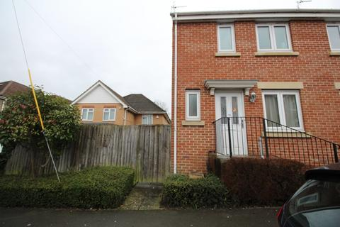3 bedroom end of terrace house to rent - Spanbourn Avenue, Chippenham