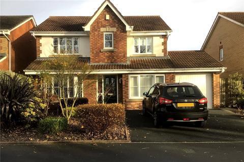 5 bedroom detached house - Eggleston Drive, Consett, DH8