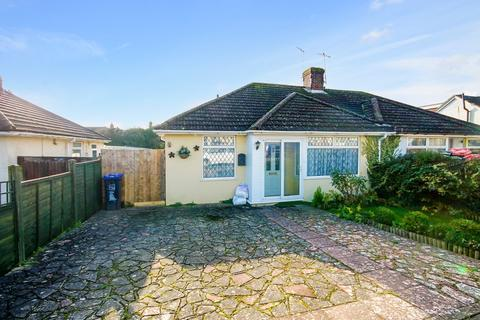 2 bedroom semi-detached bungalow for sale - Meadowview Road, Sompting, Lancing
