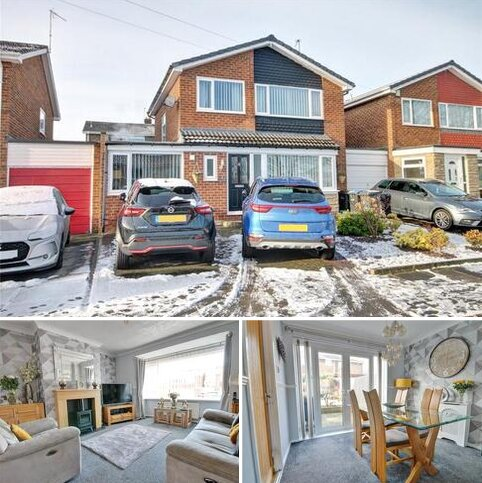 3 bedroom link detached house for sale - Chichester Road, Newton Hall, Durham, DH1
