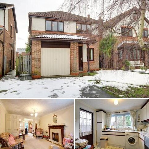 3 bedroom detached house for sale - St Lawrence Close, High Pittington, Durham, DH6