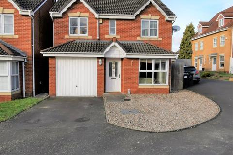 4 bedroom detached house for sale - Windfall Court, Pype Hayes