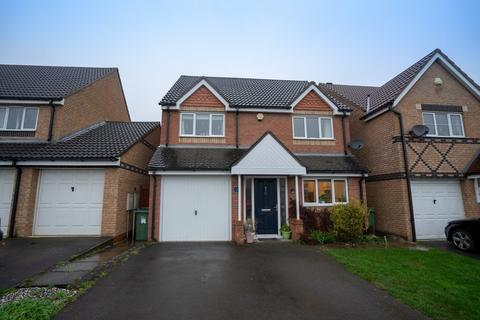 4 bedroom detached house for sale - Jewsbury Way, Thorpe Astley