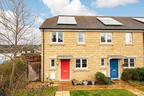 2 bedroom end of terrace house for sale - Weston, Bath