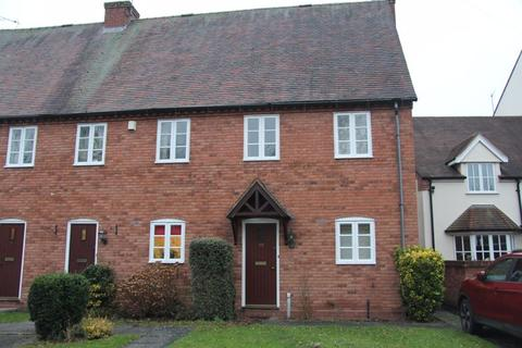 2 bedroom terraced house to rent - Hyde Mill Croft, Brewood
