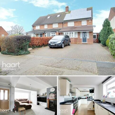 4 bedroom semi-detached house for sale - Sish Lane, Stevenage