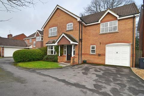 4 bedroom detached house for sale - Dymewood Road, Three Legged Cross