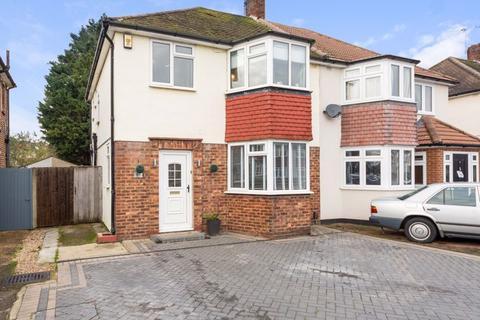 3 bedroom semi-detached house for sale - Riverside Road, Sidcup, DA14 4PT