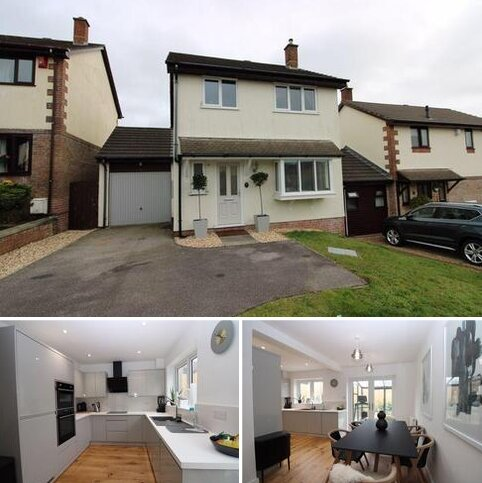 3 bedroom detached house for sale - Carrine Road, Truro