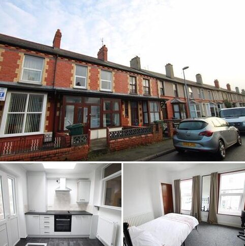 3 bedroom terraced house to rent - Bangor, Gwynedd