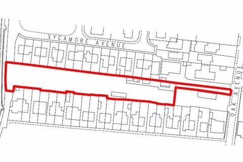 Land for sale - Land adjacent to 18 Oak Avenue, Wirral