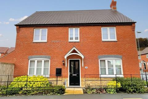 4 bedroom detached house for sale - Ludlow Gardens, Barrowby Gate