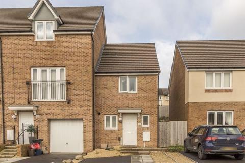 2 bedroom end of terrace house for sale - Elgar Avenue, Newport - REF#00012534