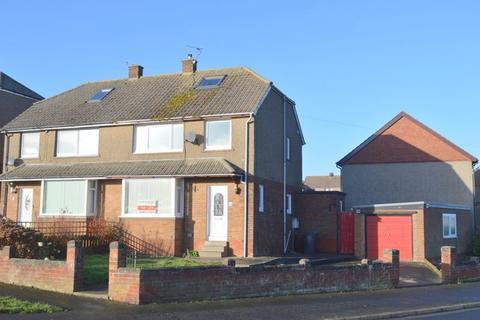 3 bedroom semi-detached house to rent - Spittal Hall Road, Spittal, Berwick-Upon-Tweed