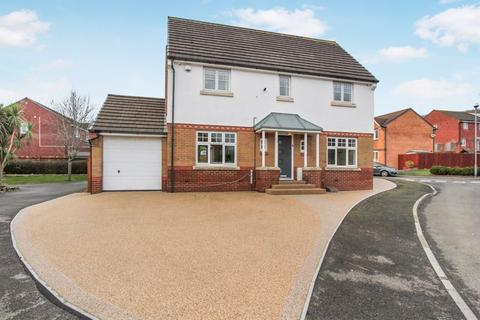 4 bedroom detached house for sale - Cwlwm Cariad, Barry
