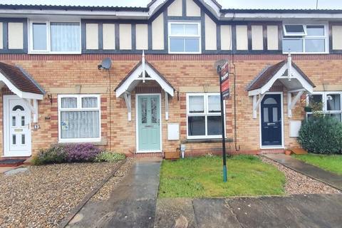 3 bedroom terraced house for sale - Johnston Court, Beverley