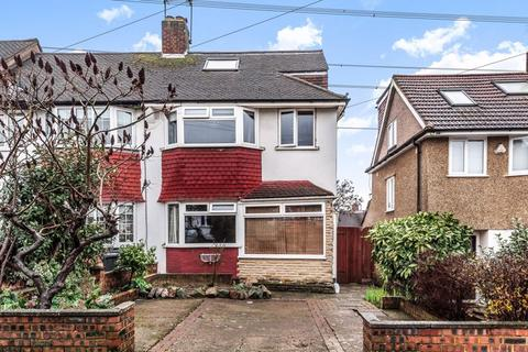 3 bedroom end of terrace house - Lynmouth Avenue, Morden