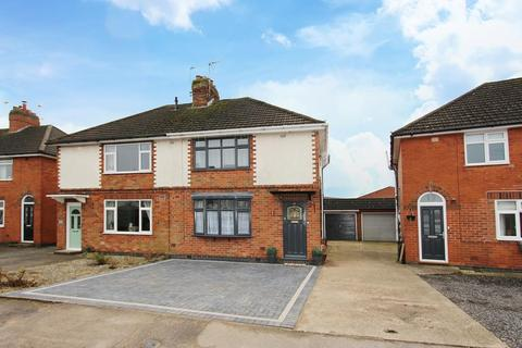 3 bedroom semi-detached house for sale - Wiclif Way, Lutterworth