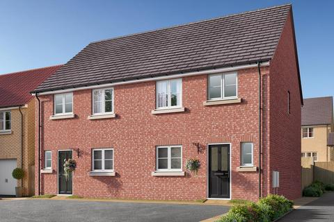 3 bedroom terraced house for sale - Plot 2-29, The Eveleigh at Heartlands, Spellowgate, Driffield, East Yorkshire YO25