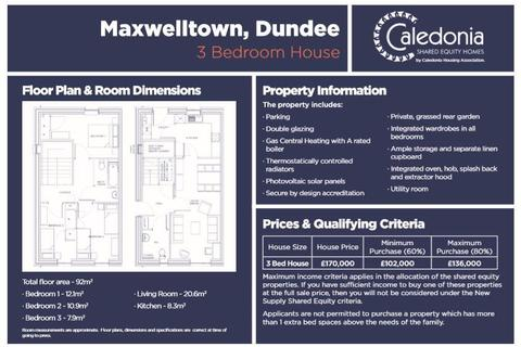 3 bedroom house for sale - Maxwelltown, Dundee