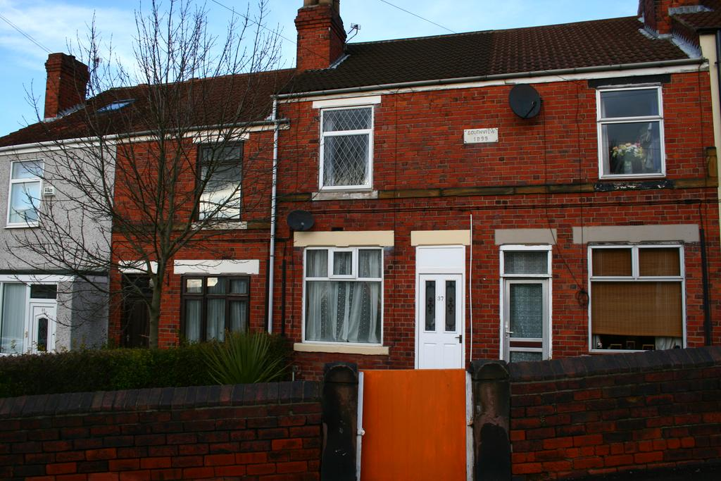 2 Bedrooms Terraced House for sale in South View, Worksop Road, Swallownest, Sheffield S26