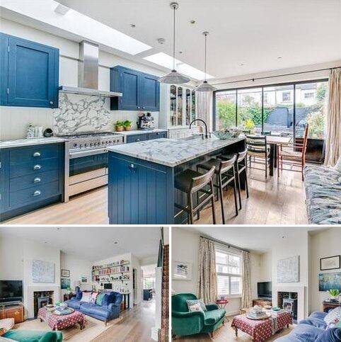 3 bedroom terraced house for sale - Archway Street, Barnes, London, SW13