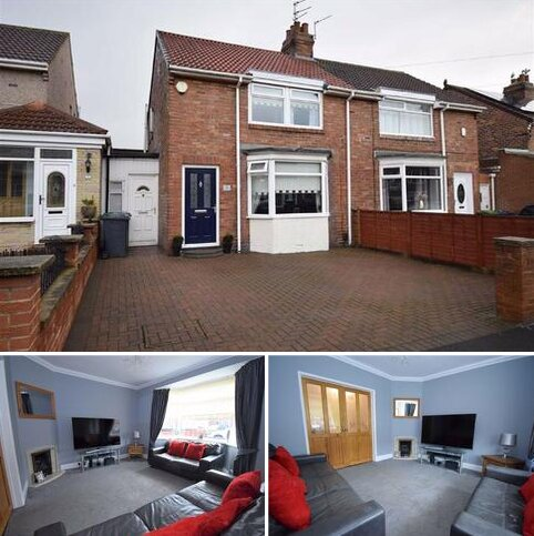 3 bedroom semi-detached house for sale - Highfield Drive, South Shields