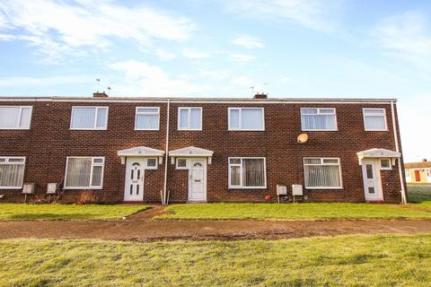 3 bedroom terraced house for sale - Grange Court, Widdrington, Morpeth
