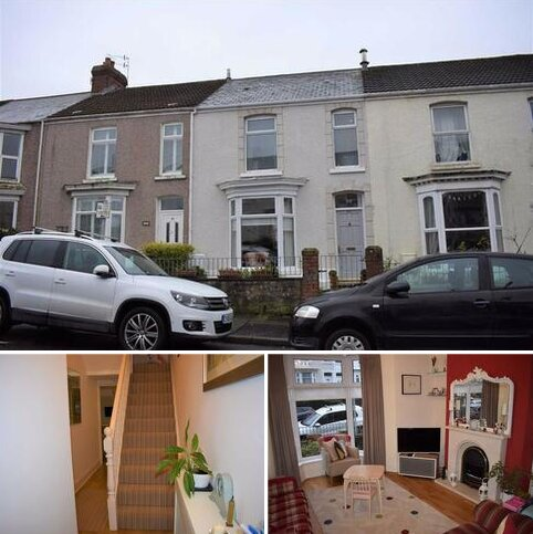 3 bedroom terraced house for sale - Coed Saeson Crescent, Sketty, Swansea