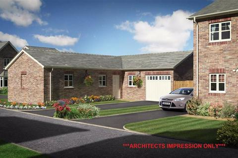 3 bedroom bungalow for sale - Plot 1 Brookfield Close, Penley, LL13