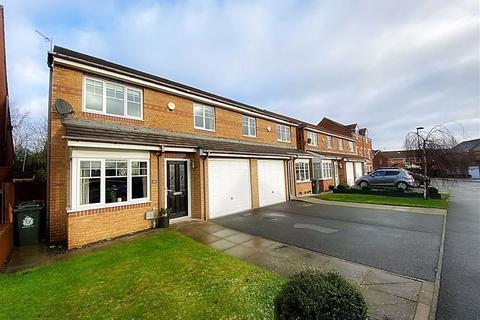 3 bedroom semi-detached house for sale - Haydon Drive, Hadrian Village, Wallsend, NE28