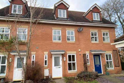 3 bedroom terraced house for sale - Barmstedt Drive, Oakham