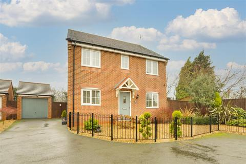 4 bedroom detached house for sale - Dexters Grove, Hucknall, Nottinghamshire, NG15 6UW