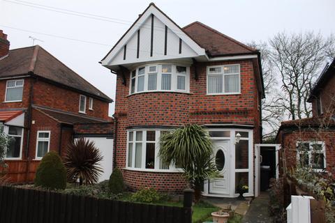 3 bedroom detached house for sale - Danehurst Avenue, Leicester