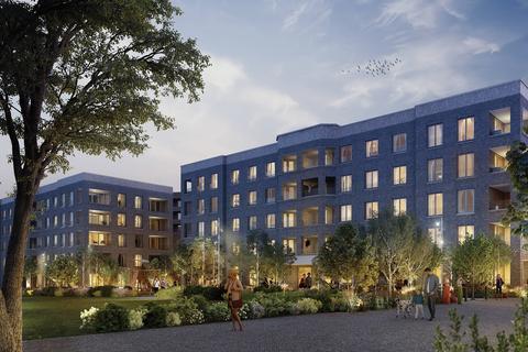 2 bedroom apartment for sale - Plot 182, Type FQ.CB01 at Fielders Quarter, Off Fielders Crescent, Barking IG11