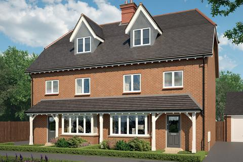 4 bedroom semi-detached house for sale - The Oak at Tadpole Rise, Tadpole Garden Village, Swindon SN25