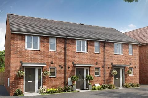 2 bedroom end of terrace house for sale - The Belford - Plot 5 at Ambrose Gardens, Swindon, Land off Croft Road  SN1