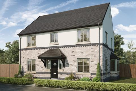 4 bedroom detached house for sale - Plot 204, The Lilac at Ottermead at Jameson Manor, Off North Road, Ponteland NE20