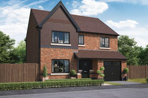 4 bedroom detached house for sale - Plot 225, The Maple at Ottermead at Jameson Manor, Off North Road, Ponteland NE20