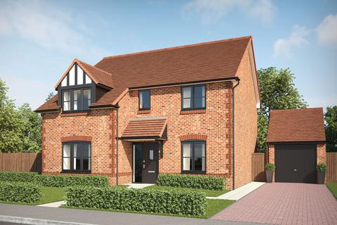 4 bedroom detached house for sale - Plot 78, The Pine at Roseberry Manor, Ormesby Bank, Nunthorpe TS7