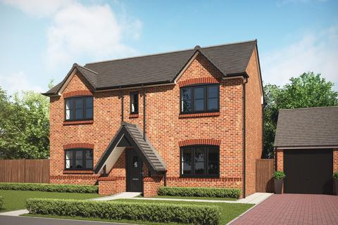 4 bedroom detached house for sale - Plot 76, The Rowan at Roseberry Manor, Ormesby Bank, Nunthorpe TS7