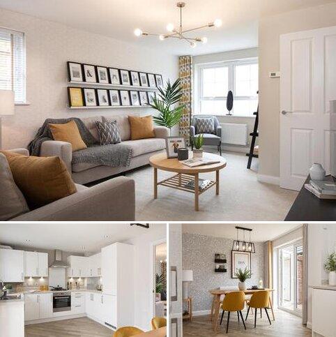 3 bedroom end of terrace house for sale - Plot 144, Maidstone at Alexander Gate, Waterloo Road, Hanley, STOKE-ON-TRENT ST1