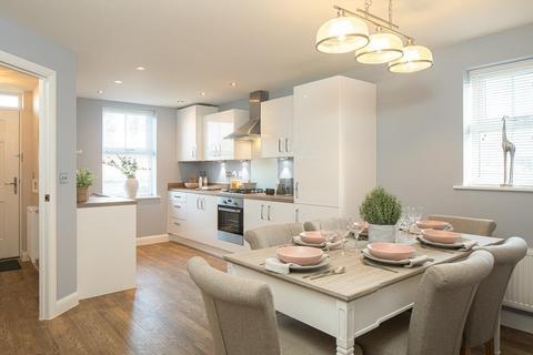 3 bedroom end of terrace house for sale - Plot 15, Ashurst at Quarter Jack Park, Leigh Road, Wimborne, WIMBORNE BH21